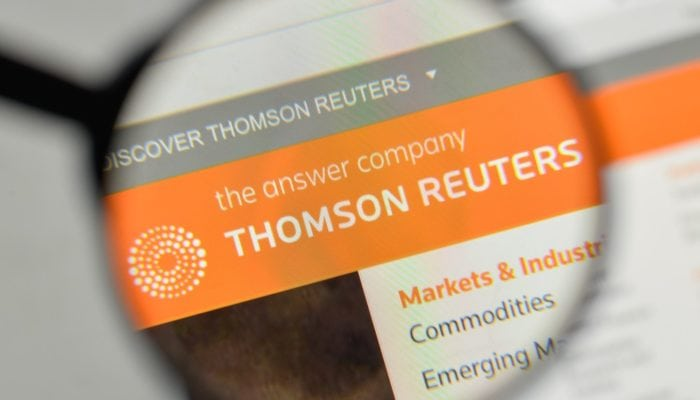CryptoCompare Partners with Thomson Reuters to Provide Data