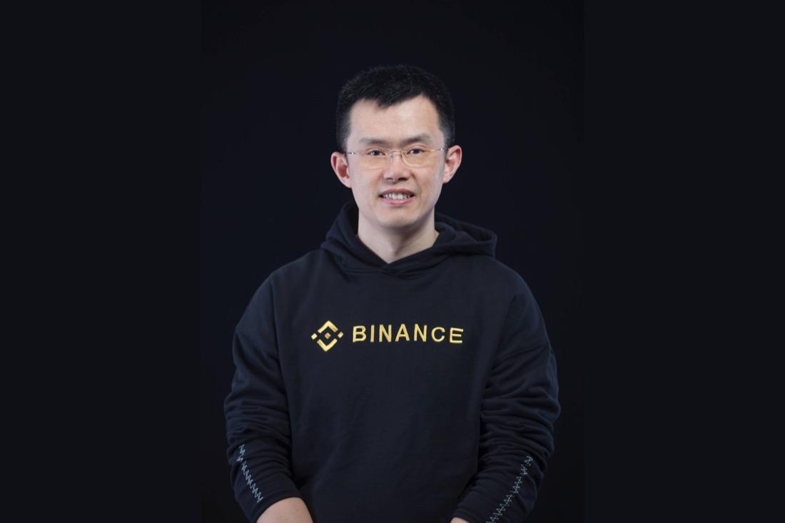 Changpeng Zhao