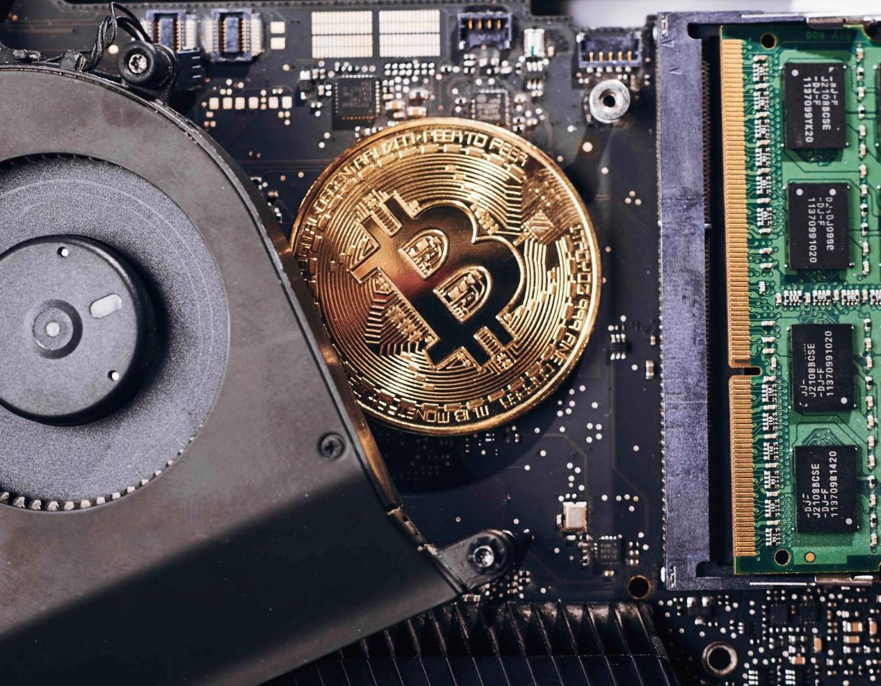 Dropping Bitcoin