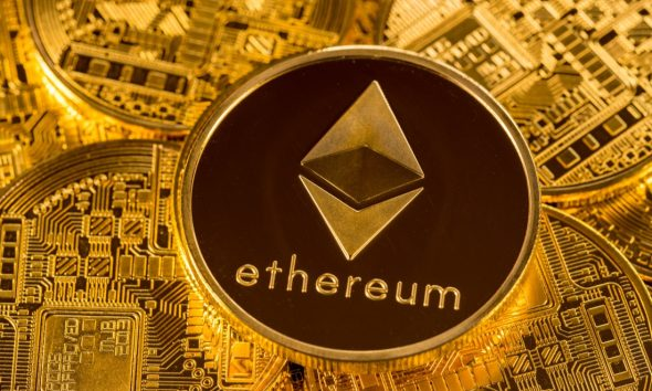Ether coins