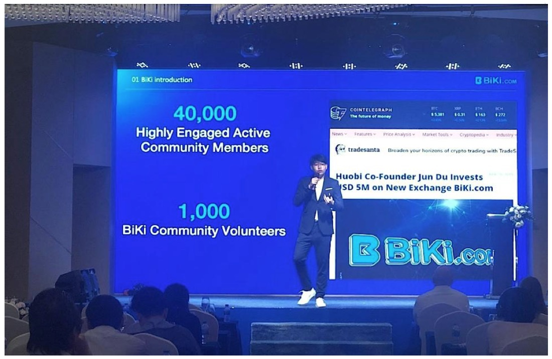 biki cryptocurrency exchange